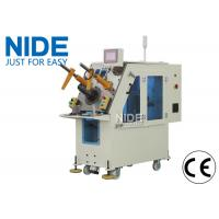 Buy cheap Generator motor automatic stator coil inserting machine Single working station from wholesalers