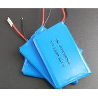 Buy cheap Customized Battery Series 3V Aluminum Carbon Battery Low Self Discharge from wholesalers