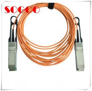 Buy cheap Cisco 40g Base Active Optical Cable 2m 3m 5m10m 2 QSFP 40G QSFP AOC product