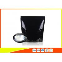 Buy cheap Custom Printed Coffee Bags Black Tea Zipper Resealable Stand Up Pouches from wholesalers