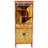 Buy cheap Tibetan Coner Lacquer Cabinet, TF-A71, Tibet furniture from wholesalers
