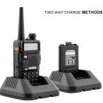 Buy cheap Emergency Alarm Security 5 Watt UHF Two Way Radios from wholesalers