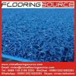 Buy cheap PVC Cushion Coil Mat PVC Looped Mat Non-slip wet area mat stop dirt door mat from wholesalers