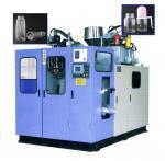 Buy cheap 100-2000ml Small Plastic Bottle Making Machine , Semi Automatic PET Bottle Blowing Machine from wholesalers
