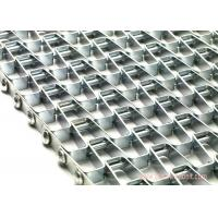 Buy cheap High Grade Stainless Steel Wire Belt , Flat Wire Conveyor Belt  Honeycomb Metal from wholesalers