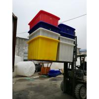 Buy cheap heavy duty Large INDUSTRIAL POLY-BOX TRUCKS 1200*800*800 mm for tree planter and textiles industrial from wholesalers