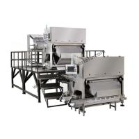 Buy cheap Single Layer Ore Color Sorter , Double View Belt Type Color Sorter from wholesalers