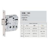 Buy cheap Stainless Steel Latch Mortise Bathroom Lock Case product