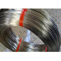 Buy cheap Corrosion Resistance Stainless Steel Wire Grade 302HQ 304HC 0.05mm ~ 10mm ASTM A493 from wholesalers