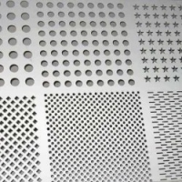 Buy cheap 2mm Perforated Stainless Steel Sheet Metal for Facade Best Price from wholesalers