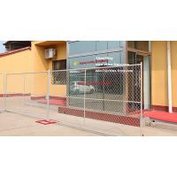 Buy cheap Chain Link Fence, Galvanized, with Privacy Screen Available from wholesalers