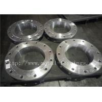 Buy cheap ANSI ASME Duplex stainless steel forged flanges For Ball Valve from wholesalers