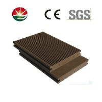 Buy cheap Wood plastic composite decking for outdoor from Sunshien WPC Best Suppliers Of wpc decking from wholesalers