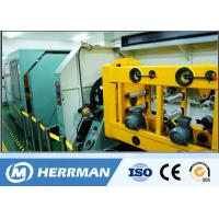 Buy cheap High Speed Ribbon Fiber Optic Cable Production Line With Four / Six / Twelve Fibers from wholesalers