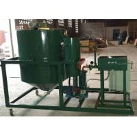 Buy cheap 0.75Kw Used Oil Refinery Machine /  Waste Oil Refining Equipment With Blending System from wholesalers