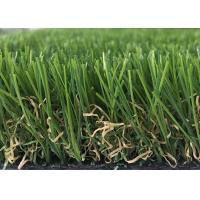 Buy cheap 180 s/m Stitch Landscaping Fake Grass Carpet Outdoor SGS Labsport Certification from wholesalers