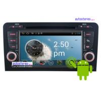 Buy cheap Android 4.0 Audi Car Stereo for Audi A3 S3 GPS Navigation DVD Player Multimedia In Dash from wholesalers