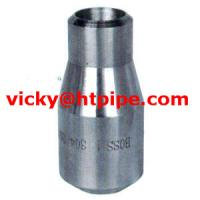 Buy cheap duplex stainless ASTM A182 F55 threaded boss from wholesalers