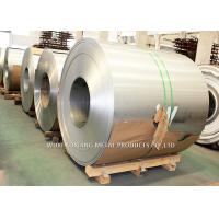 Buy cheap AISI 304L 316L 310S Stainless Steel Coil No.1 Finish PVC Surface Protection from wholesalers