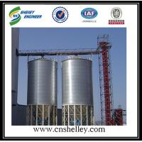Buy cheap 100t 500t 1000t 1250t hopper bottom grain maize corn steel silos for sales from wholesalers
