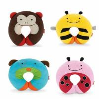 Buy cheap Monkey / HoneyBee Child Car Seat Cushion Baby Neck Pillow Customized from wholesalers