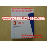 Buy cheap Wholesale Microsoft Office 2013 Product Key Card,Microsoft Office Professional 2013 Product Key Card (PKC) (1 PC/1 User) from wholesalers