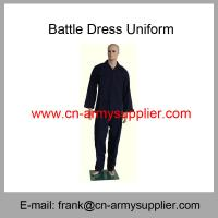Buy cheap Wholesale Cheap China Army Navy Blue Military BDU Battle Dress Uniform from wholesalers