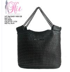 Buy cheap PU leather Women handbags shoulder crossbody ladies luxury bags with Metal chain belt from wholesalers