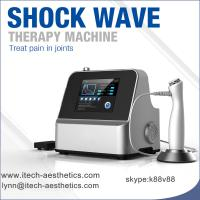 Buy cheap Radial Shockwave Therapy Shockwave Treatment Shockwave Therapy Extracorporeal Shock Wave Therapy from wholesalers