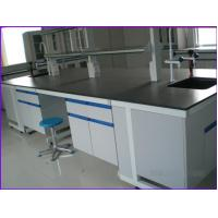 Buy cheap Cheap office furniture computer desks for sale PAC-TT48P-MAH/BLK from wholesalers