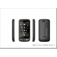 Buy cheap  115x59.5x10.6mm A9000 Android 2.1 Music Player Unlocked GSM Wifi Phones  from wholesalers
