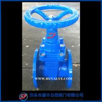 Buy cheap shengfeng brand DIN F4 ductile iron DN100 PN16 Economics cheap gate valve from wholesalers