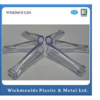 Buy cheap Clear Plastic Injection Moulded Components Electronic Plastic Parts Precision Machined from wholesalers