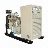 Buy cheap Gas Generator Set, 4 Strokes Water Cooled, Electronic Ignition from wholesalers