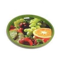 Buy cheap Decorative metal trays for food product