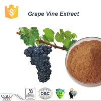 Buy cheap Grape Vine Knotweed Extract Resveratrol Water Soluble 5% Viniferin Anti Aging from wholesalers