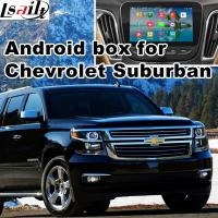 Buy cheap Android GPS navigation box interface for OPEL, BUICK, CHEVORLET  with rearview WiFi video mirror link from Wholesalers