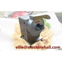 Buy cheap COmmercial French Fries Cutting Machine|French Fries Slicer For Sale Manufacturer from wholesalers