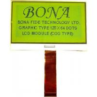 Buy cheap COG LCD Display 128x64 from wholesalers