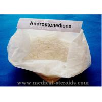Buy cheap White Crystaline Prohormone Powder Androstenedione For Anorchia Replacement Therapy Treatment from wholesalers