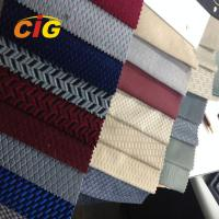 Buy cheap 100% Polyester Auto Upholstery Fabric , Car Headliner Fabric With 4mm Foam from wholesalers
