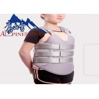 Buy cheap Thoracic And Lumbar Spine Postoperative Fixed Brace For Men And Women from wholesalers