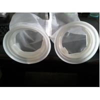 Buy cheap excellent Anti-acid and Anti-alkali fiberglass needle felt filter bag/fabric for different industry from wholesalers