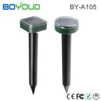 Buy cheap Outdoor Use Sonic Economical Rodent Repeller Snake Trap Solar Mole Repeller product