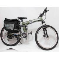 Buy cheap 48v 1000w Land Rover Flodable Electric Bicycle E-bike 2012 Cool Design from wholesalers