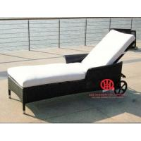 Buy cheap aluminium garden furniture sun lounger cushions from wholesalers