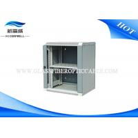 Buy cheap 6U 9U 12U 15U Cabinet Fiber Termination Kits Network Communication Server AV IP65 from wholesalers