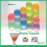 Buy cheap crystal soil aqua gel  beads from wholesalers