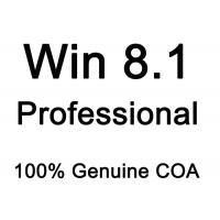 Buy cheap Original Windows Computer Software Key 7/XP/8/8.1 Professional Full Version from wholesalers