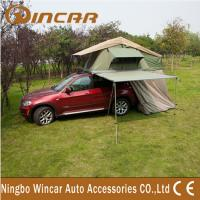 Buy cheap Ripstop Canvas Feature  Roof Top Tent Foldable roof tent for camping RT05 from wholesalers
